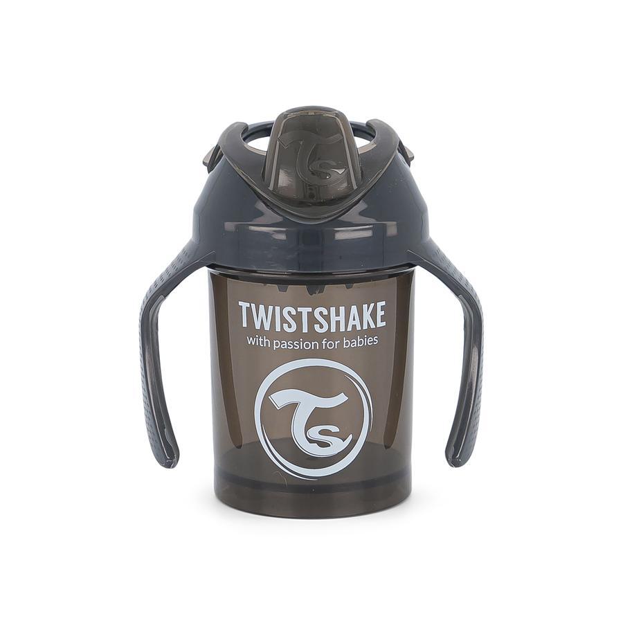 TWISTSHAKE Mini cup ab dem 4. Monat 230 ml in schwarz