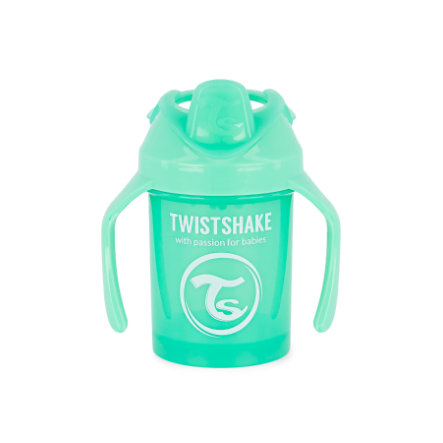 TWIST SHAKE Mini kop fra 4 måneder 230 ml i pastelgrøn
