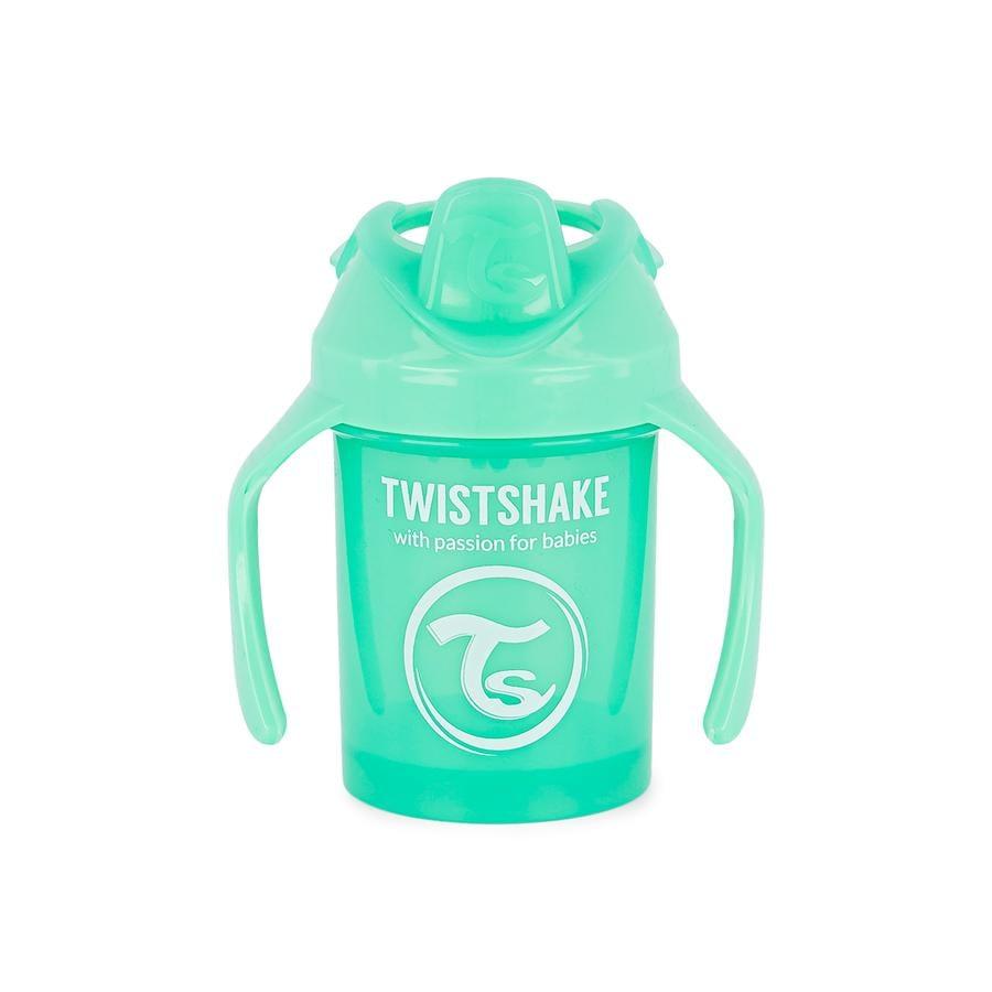 TWIST SHAKE Minikopp fra 4 måneder 230 ml i pastellgrønn