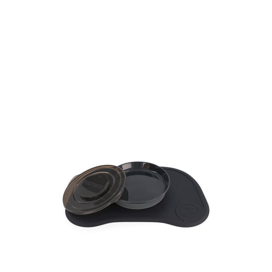 TWIST SHAKE  Click podložka + deska od 6 měsíců v černé barvě