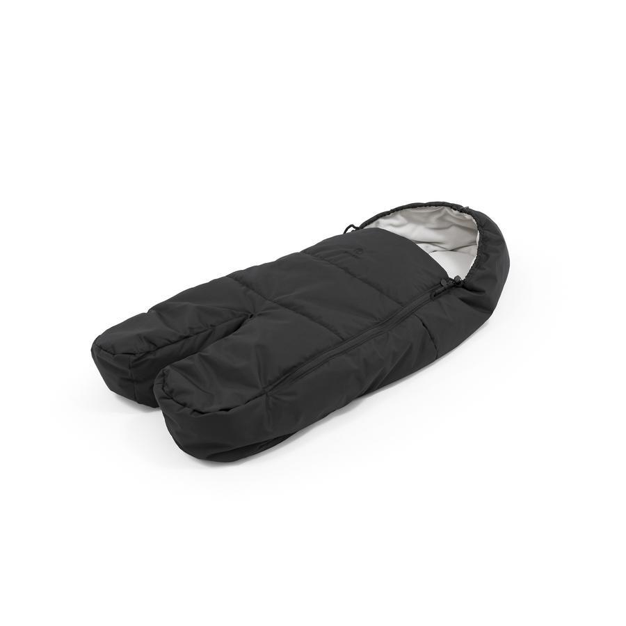 STOKKE® Fußsack Xplory® X Rich Black
