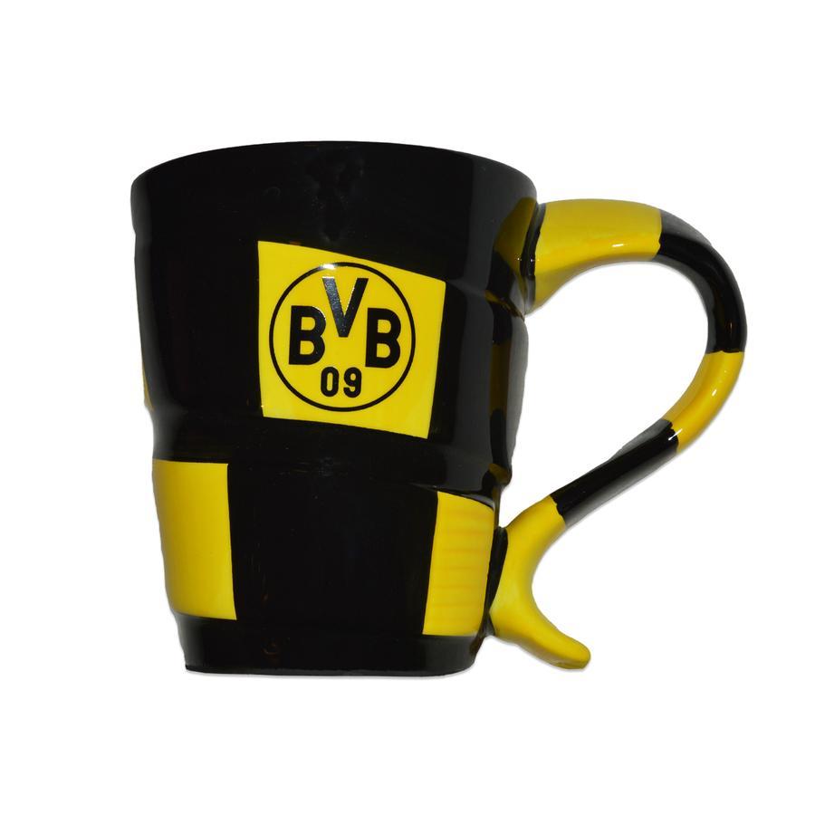 BVB Tasse mit Schal-Design