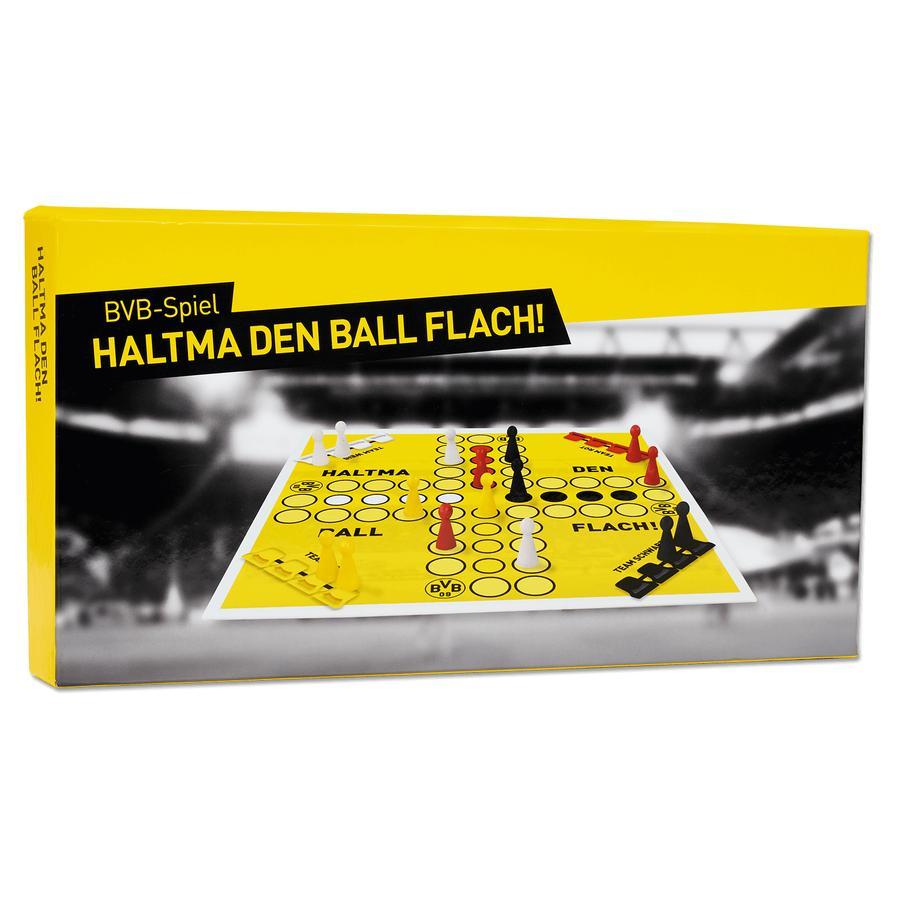 BVB Spiel Haltma den Ball flach!