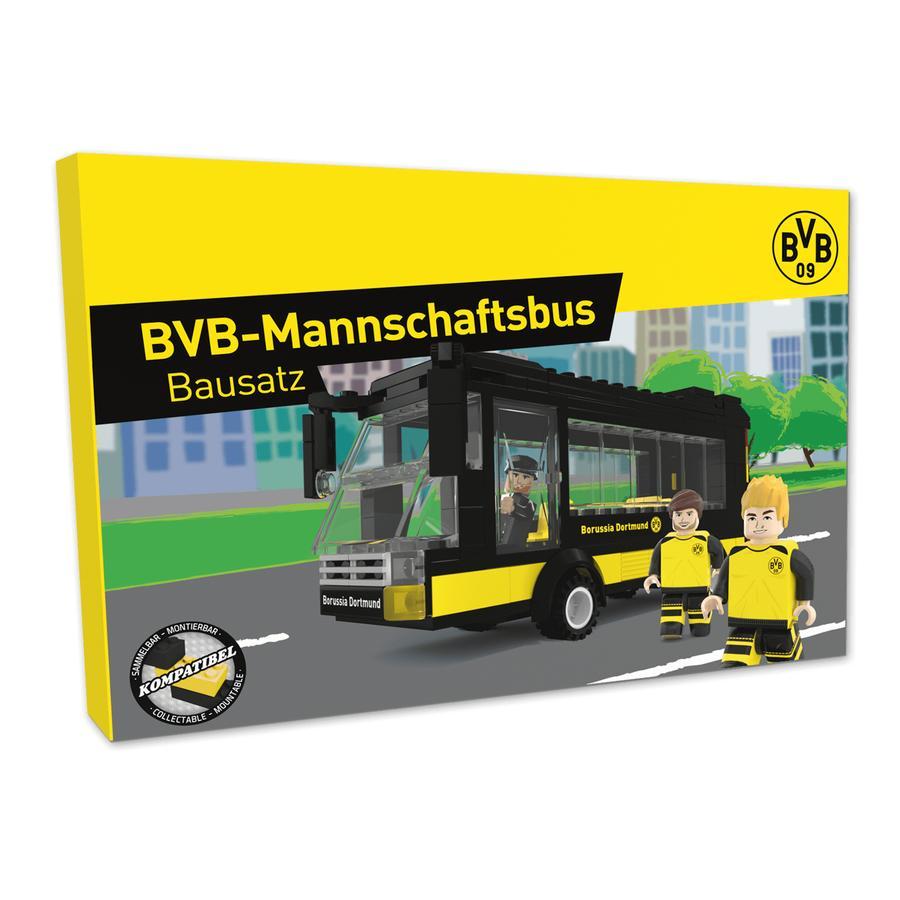 BVB Mannschaftsbus Bausatz