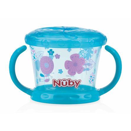 Nûby Pot de conservation repas protection étanche Color 12 m aqua