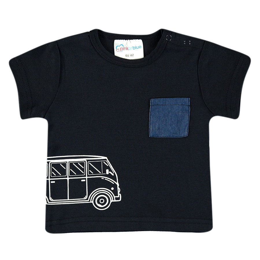 pink or blue T-Shirt Bus