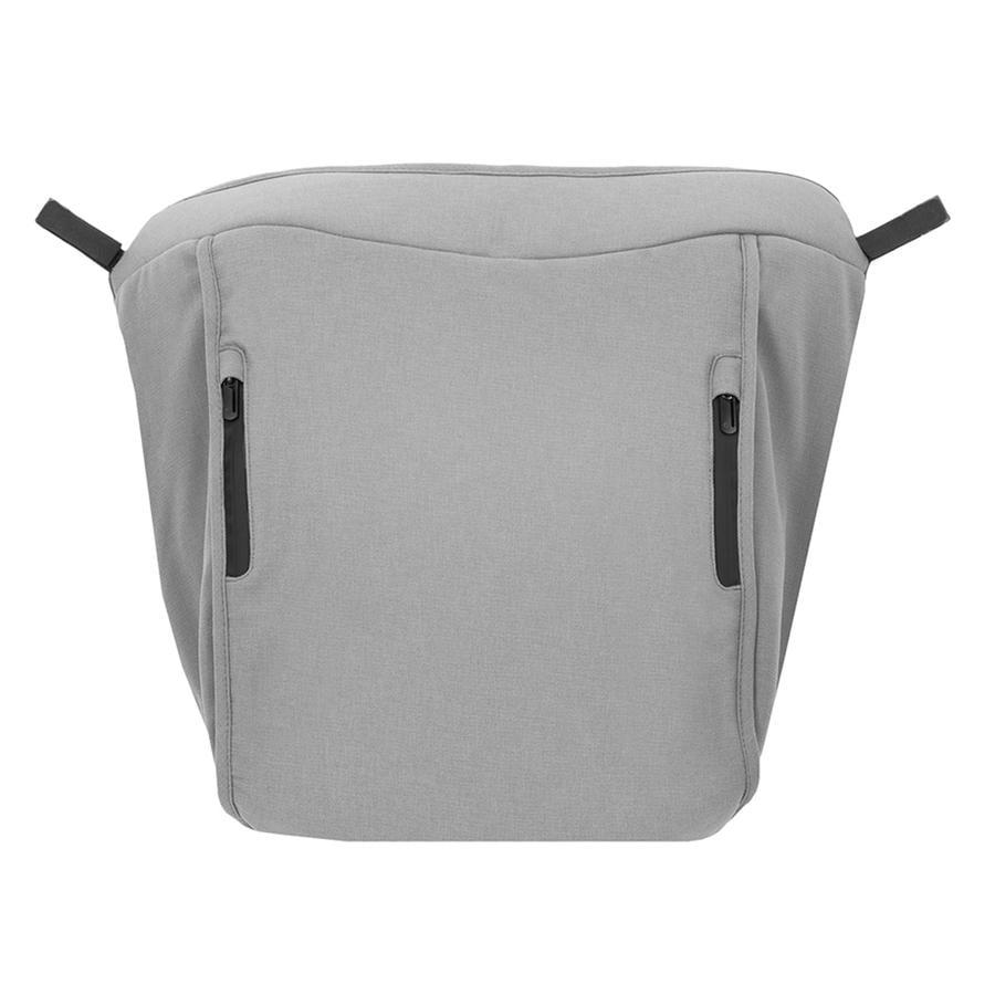 mutsy Abdeckung für EVO Sportsitz Bold Pebble Grey