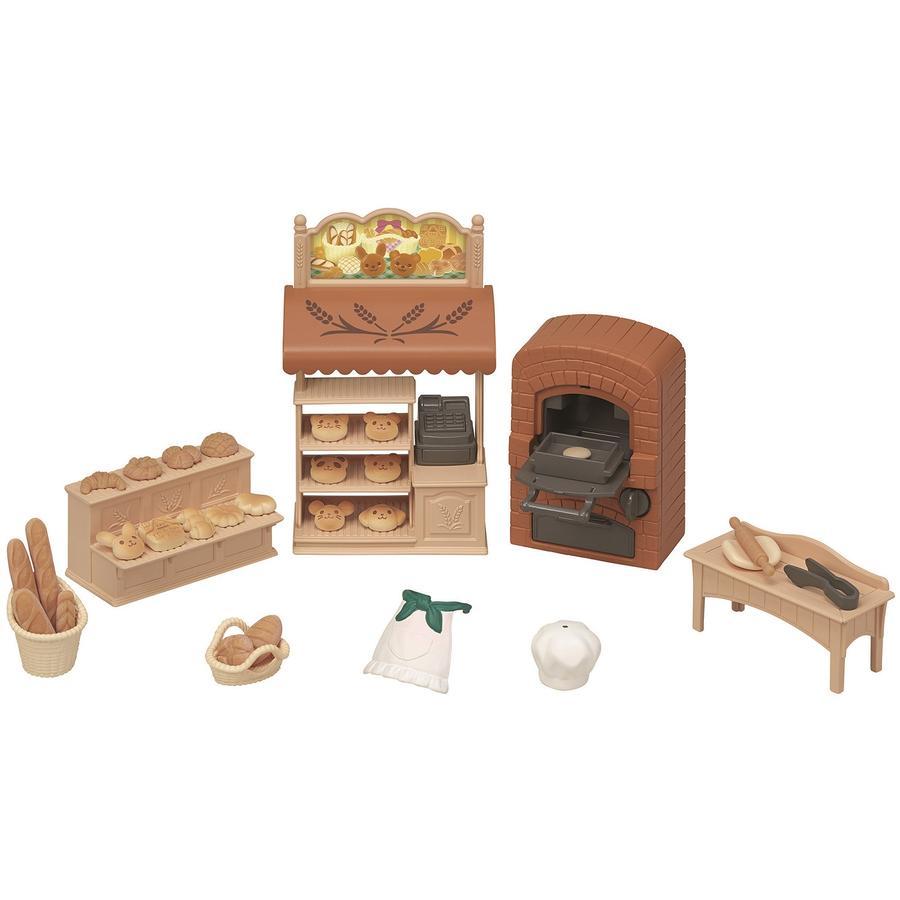 Sylvanian Families® Bäckerei Set für Starter Haus