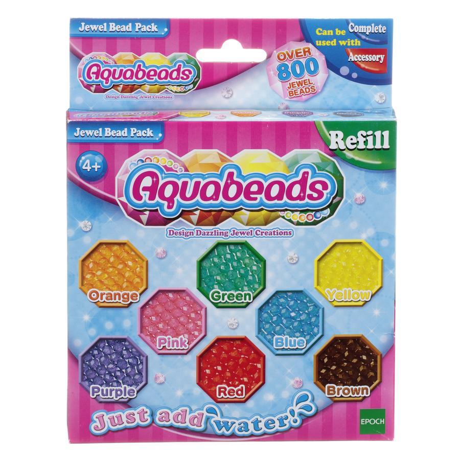 Aquabeads® Glitzerperlen Nachfüllpack