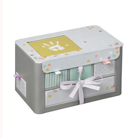 Baby Art Aufbewahrungsbox - Treasures Box, Grey