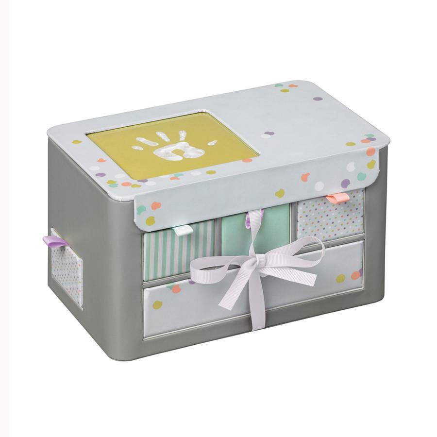 BABY ART Boîte à trésors, gris