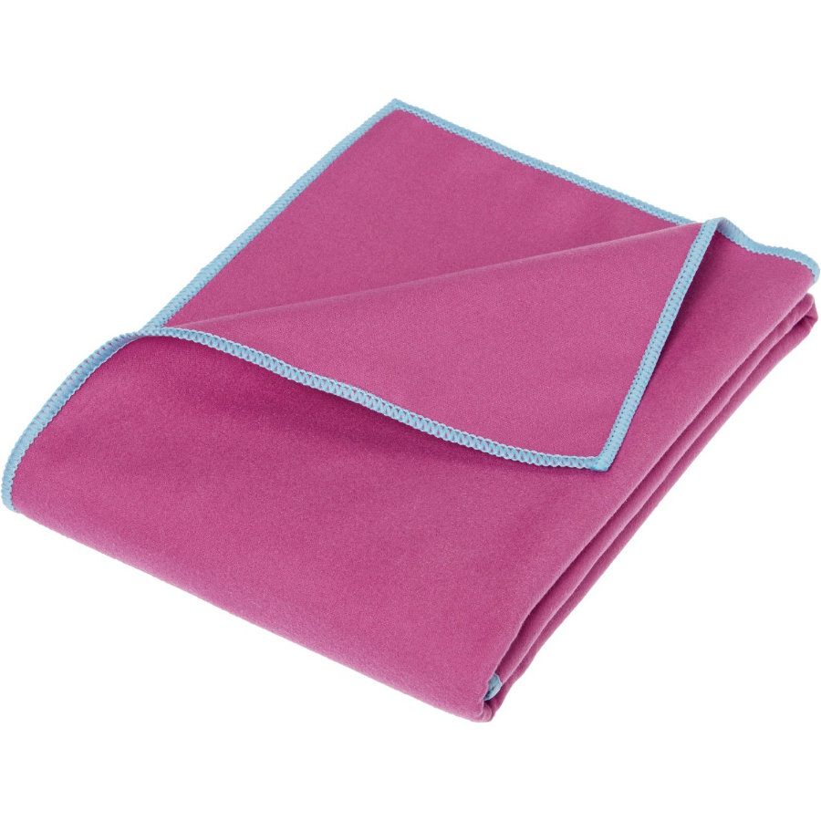 Playshoes Multifunktionelt tørklæde lyserød 90 x 180 cm