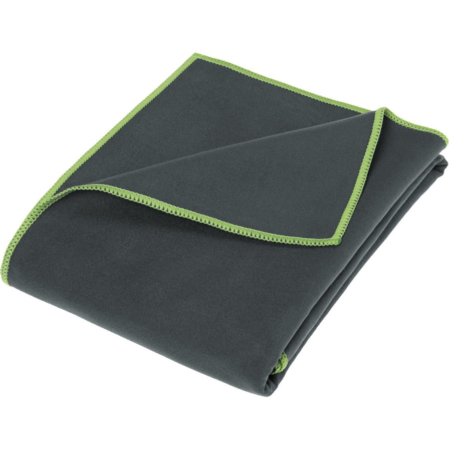 Playshoes Multifunktionell handduk grå 90 x 200 cm