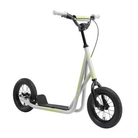 BLUE GORILLAZ Kinder Scooter City Roller Grau
