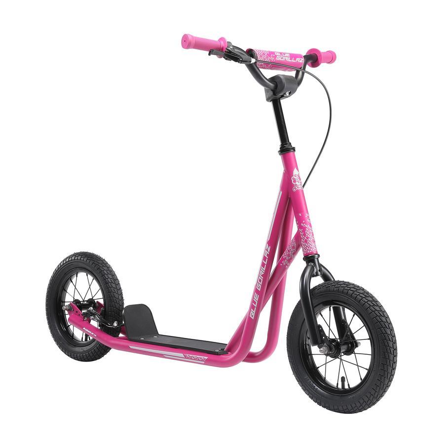 BLUE GORILLAZ Kinder Scooter City Roller Berry