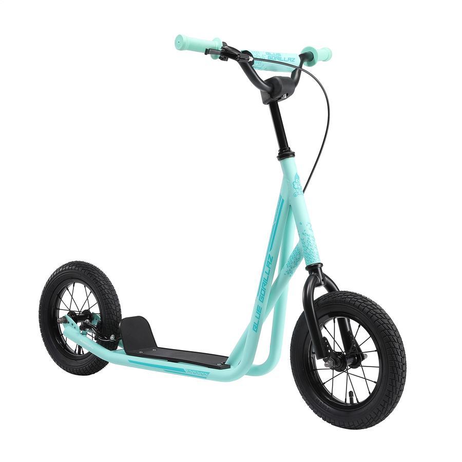 BLUE GORILLAZ Kinder Scooter City Roller Mint