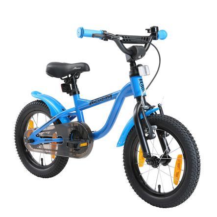 LÖWENRAD Kinder Fahrrad   14 Zoll Räder   Blau