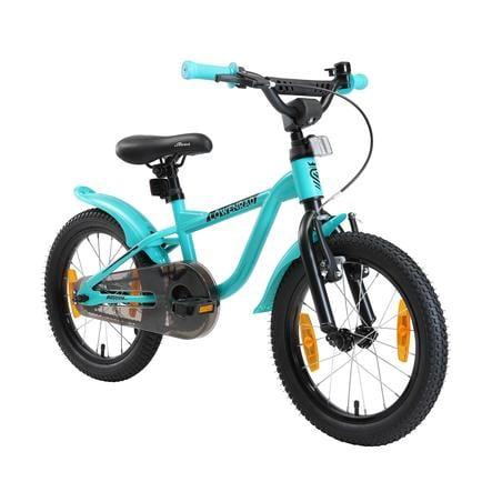 LÖWENRAD Kinder Fahrrad   16 Zoll Räder   Mint