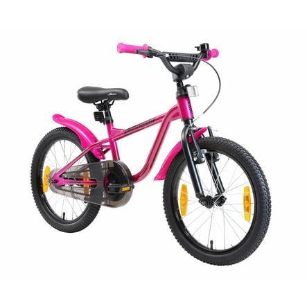 LÖWENRAD Børnecykel   18 tommer hjul   Berry