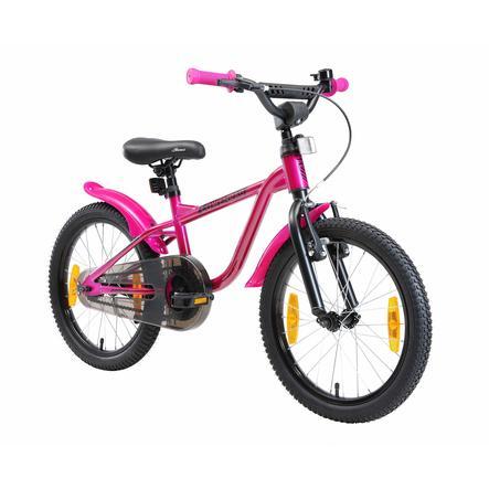 LÖWENRAD Kinder Fahrrad | 18 Zoll Räder | Berry