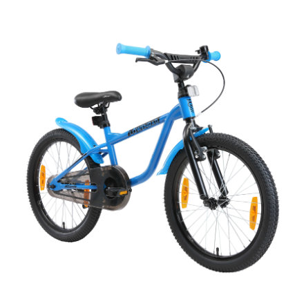 LÖWENRAD Kinder Fahrrad | 20 Zoll Räder | Blau