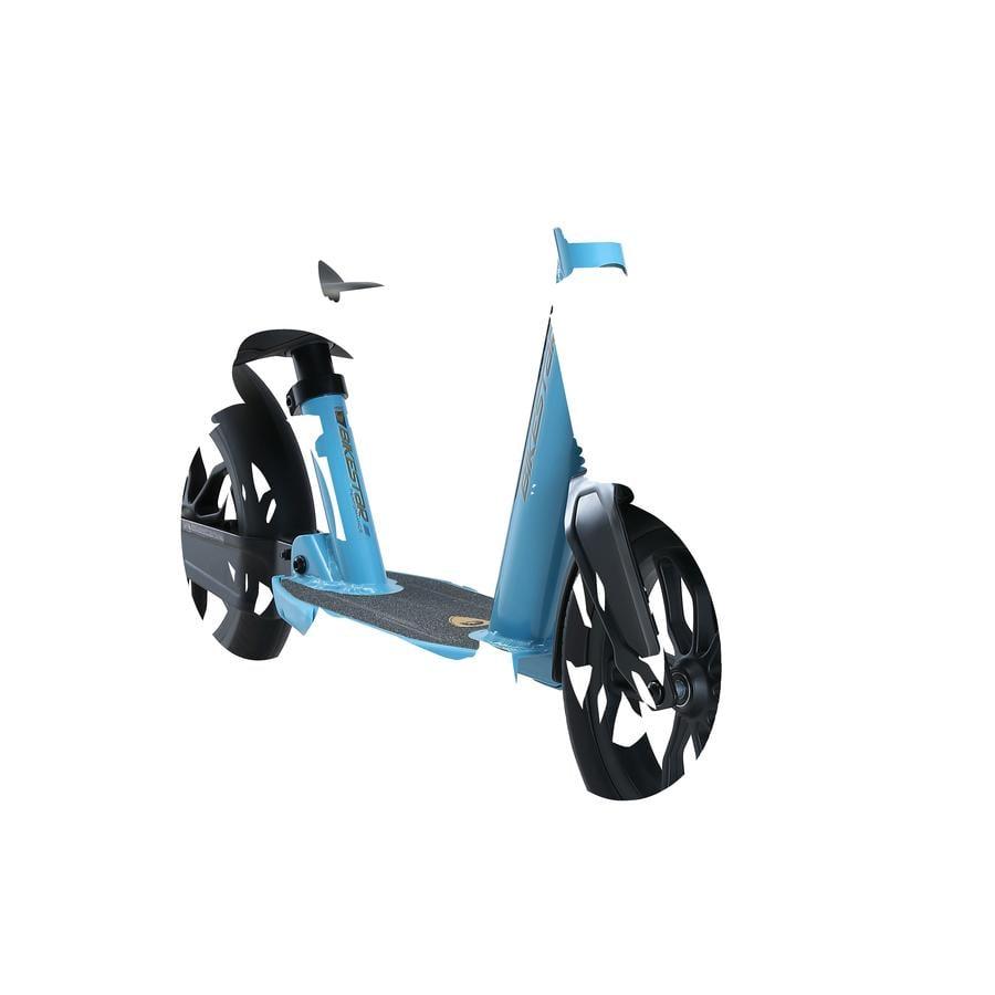 BIKESTAR Vollgefedertes Aluminium Kinder Laufrad   10 Zoll Räder   Blau
