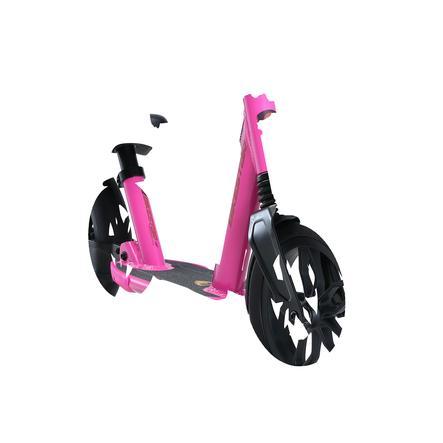 BIKESTAR Vollgefedertes Aluminium Kinder Laufrad | 10 Zoll Räder | Berry