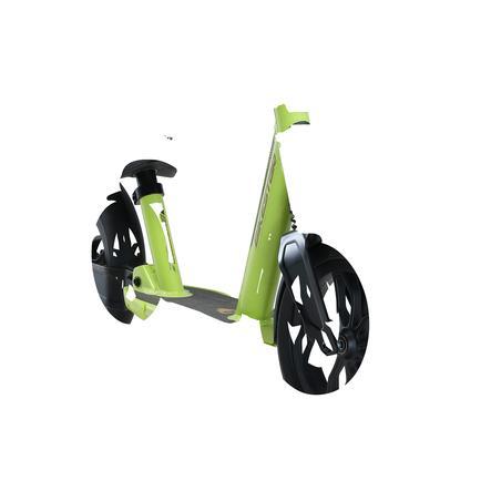BIKESTAR Vollgefedertes Aluminium Kinder Laufrad   10 Zoll Räder    Grün