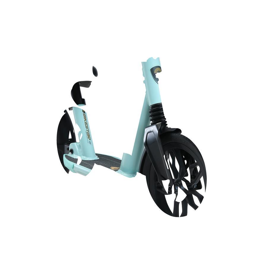 BIKESTAR Vollgefedertes Aluminium Kinder Laufrad | 10 Zoll Räder | Mint