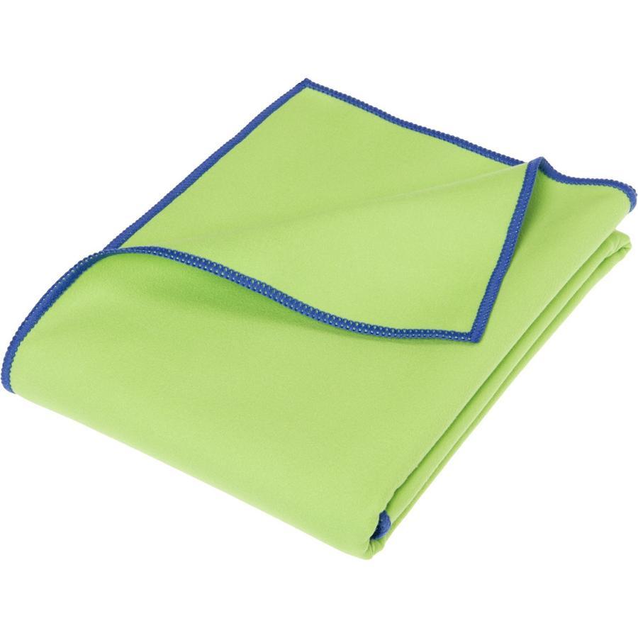 Playshoes Badehåndklæde grøn 80 x 160cm