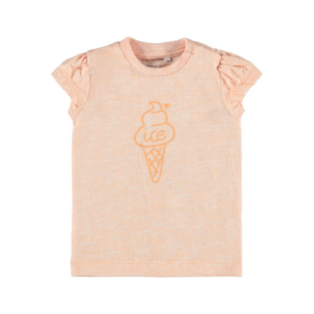 name it T-skjorte Nbfhanne Cantaloupe