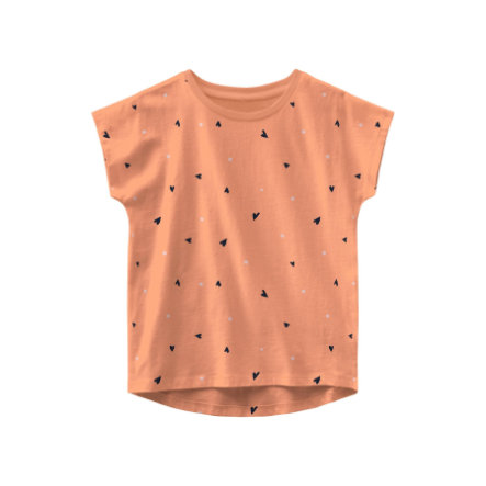name it T-Shirt Nmfvigga Cantaloupe heart