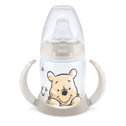 NUK Trinklernflasche First Choice Disney Winnie Puuh in beige