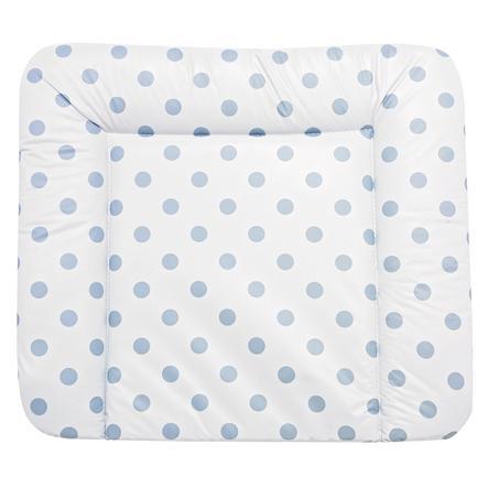 ALVI Cambiador con lámina de plástico Molly - Gorritos para dormir azul
