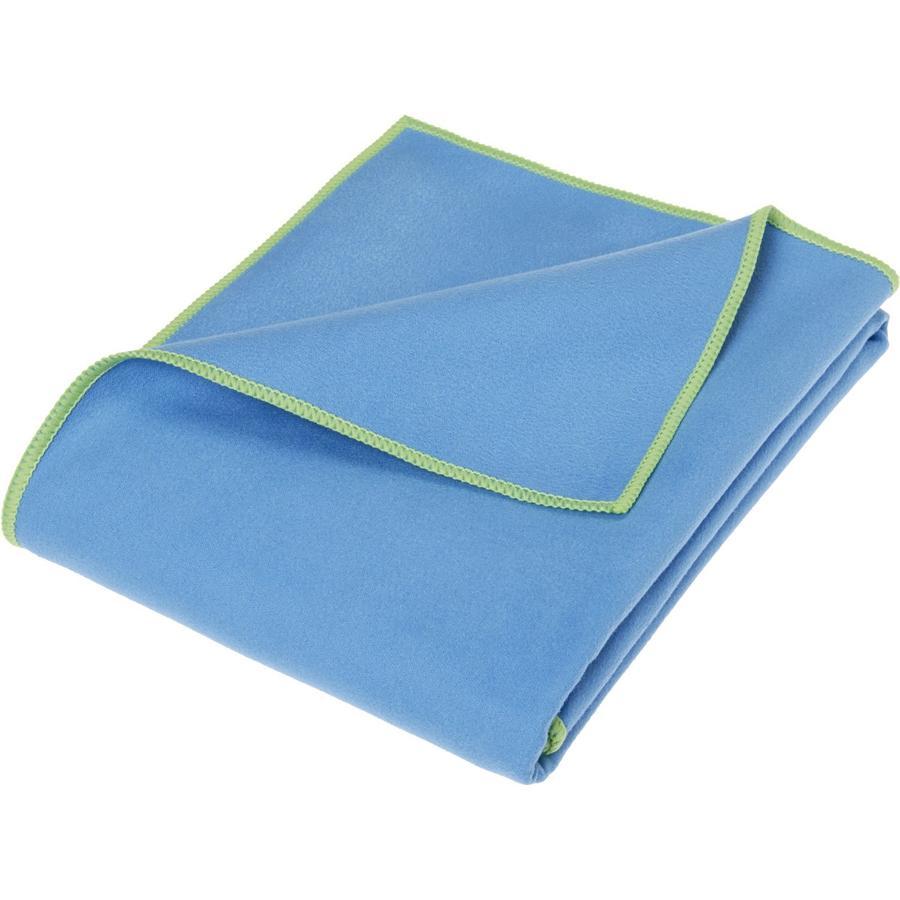 Playshoes Plaid enfant multifonction bleu 70x140 cm