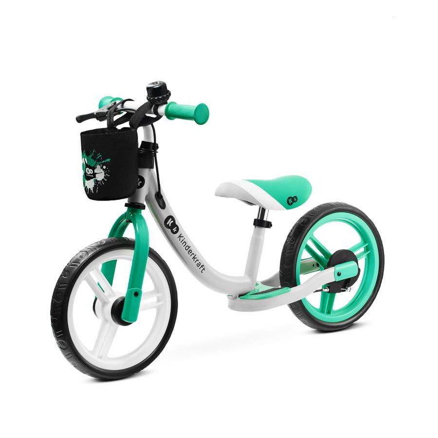 Kinderkraft - Balance Loopfiets SPACE , groen