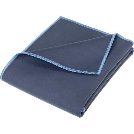 Playshoes Plaid enfant multifonction bleu marine 60x120 cm