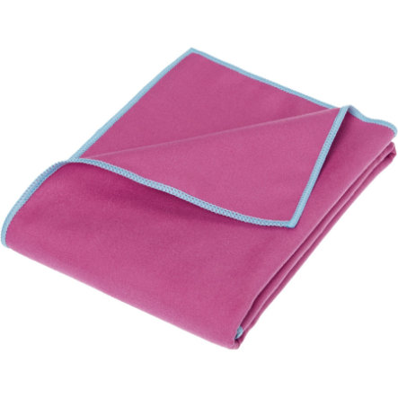 Playshoes Badetuch pink 40 x 80 cm