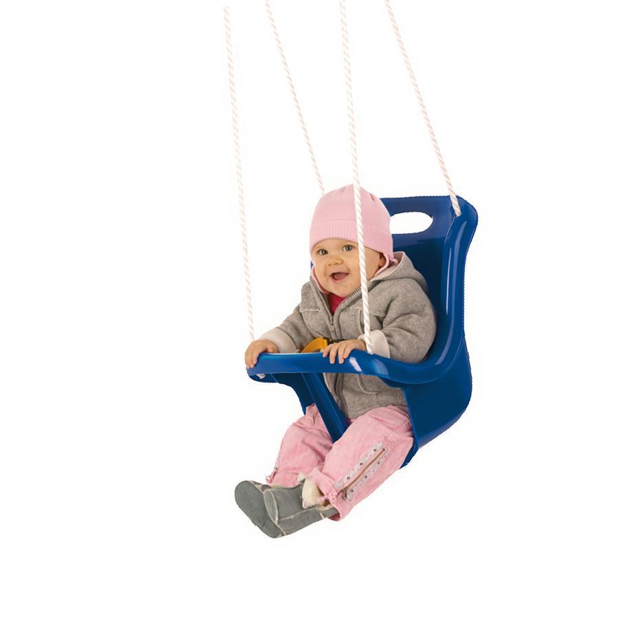 HAPPY PEOPLE  Baby columpio con cinturón de seguridad