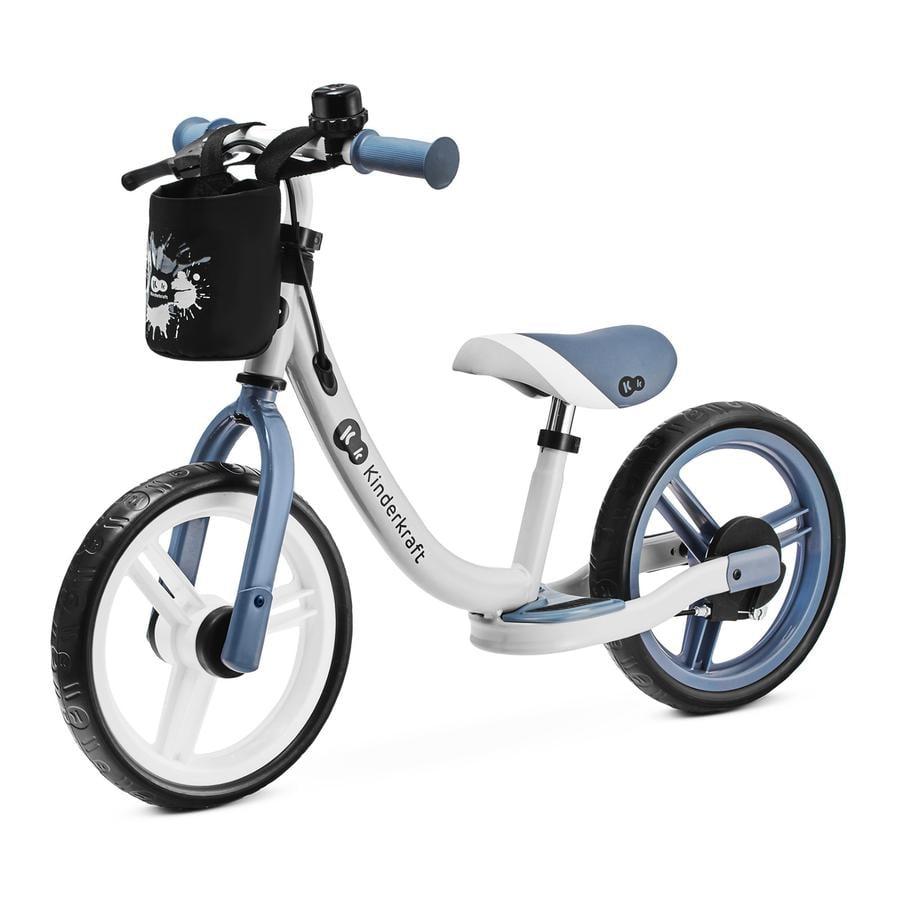 Kinderkraft - Balance Promenadcykel SPACE , blå