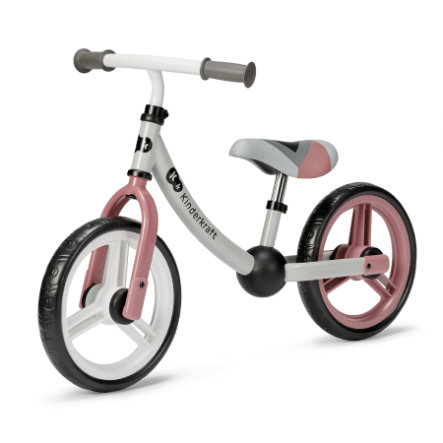 Kinderkraft - Balance Laufrad 2WAY NEXT, light pink