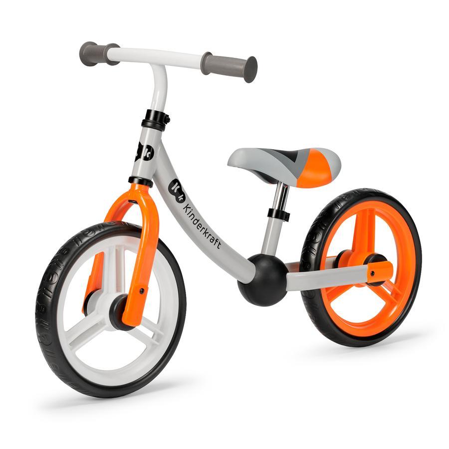Kinderkraft - Balance Laufrad 2WAY NEXT, orange