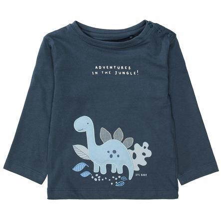 STACCATO  Shirt washed blauw