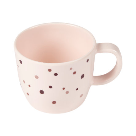 Done by Deer™ Becher Dreamy dots in rosa