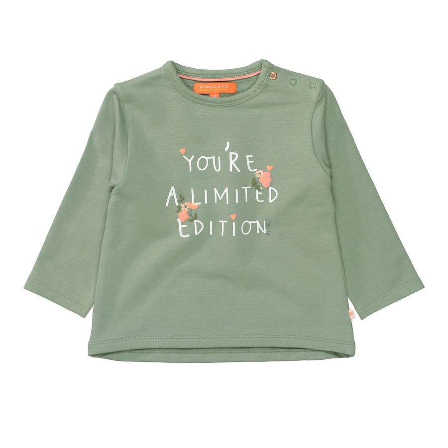 STACCATO Sweatshirt khaki