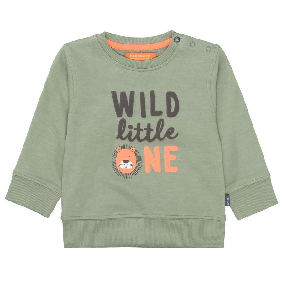 STACCATO Sweatshirt soft olive