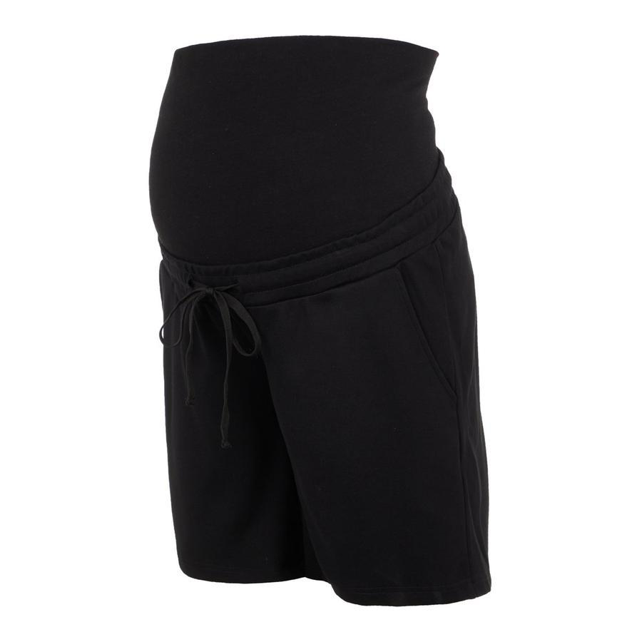mama licious Maternity shorts MLLIF Svart