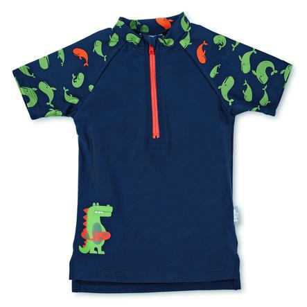 Sterntaler Plavecké tričko s krátkým rukávem marine