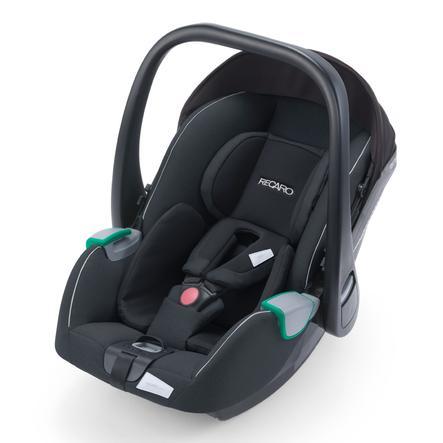 RECARO Babyschale Avan Prime Mat Black