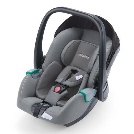 RECARO Babyschale Avan Prime Silent Grey